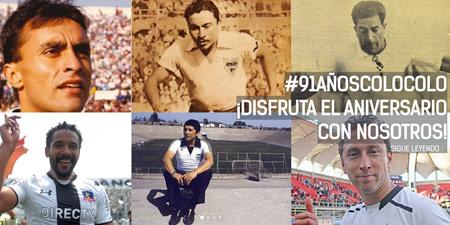 Colo-Colo, el equipo más grande del país celebra un nuevo aniversario