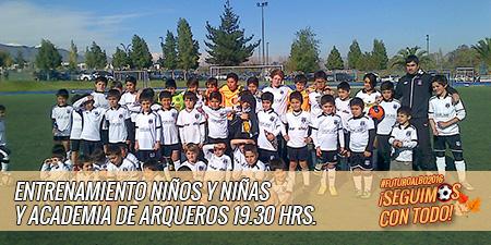 ¡Bienvenido Junio con el mejor Fútbol Infantil!