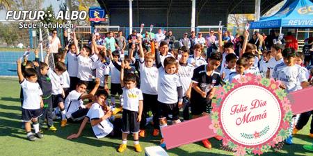 Día de la Madre en Futuroalbo Escuelas Deportivas