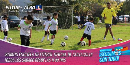Sábado de entrenamientos en el Estadio Las Condes