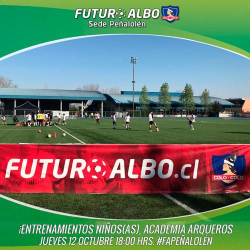 ¡Jueves de entrenamientos y diversión en FA!